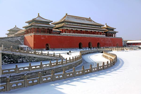Tử Cấm thành, Trung Quốc, khám phá, bí mật