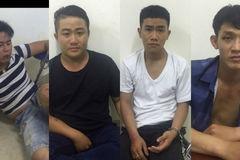 Bắt băng 'quái xế' gây hàng loạt vụ cướp táo tợn trên phố Sài Gòn