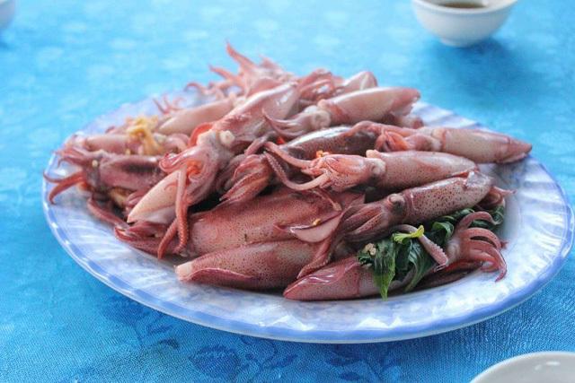Phát thèm với những đặc sản ăn mãi không ngán ở Hà Tĩnh