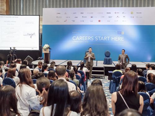 Cơ hội thực tập, việc làm từ 30 doanh nghiệp hàng đầu