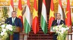 Thủ tướng Việt Nam và Hungary gặp gỡ báo chí