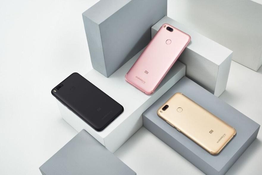 Xiaomi Mi A1 bắt đầu mở bán tại Việt Nam