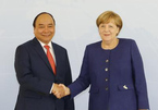 Thủ tướng gửi thư chúc mừng bà Angela Merkel