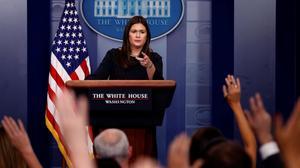 Nhà Trắng gọi cáo buộc tuyên chiến của Triều Tiên là lố bịch