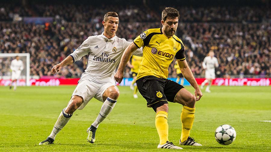 Dortmund vs Real Madrid: Đi vào vùng đất chết