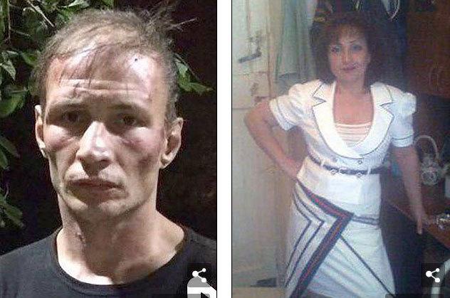 Nga rúng động vì cặp vợ chồng giết người hàng loạt