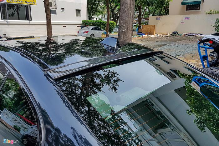 BMW M5 duy nhất Việt Nam xuất hiện trước nhà Cường Đôla