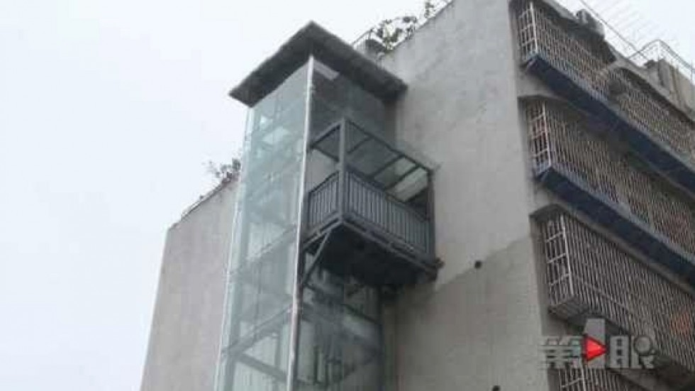 thang máy, chung cư cũ, cư dân