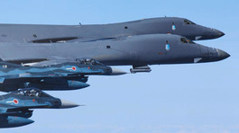 Triều Tiên điều máy bay, tăng phòng thủ bờ đông