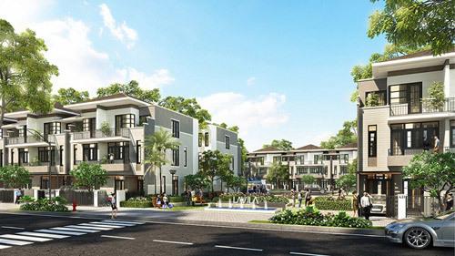 Xu hướng mua biệt thự phố vườn Nam Sài Gòn