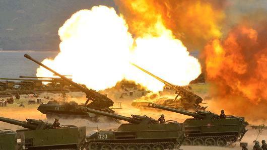 Cảnh báo ghê rợn của tướng Mỹ về chiến tranh với Triều Tiên