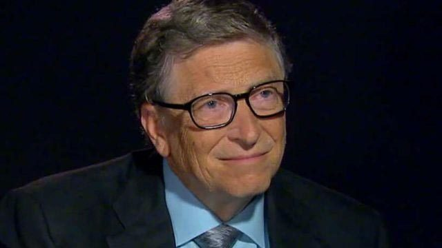 Bill Gates, smartphone Android, iPhone