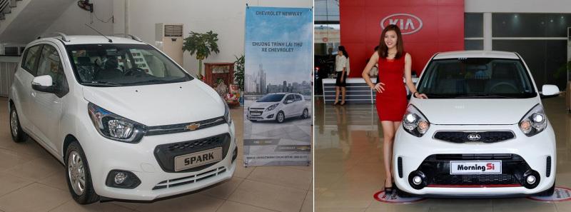 Ô tô giá dưới 500 triệu: Xe nào bán chạy nhất?