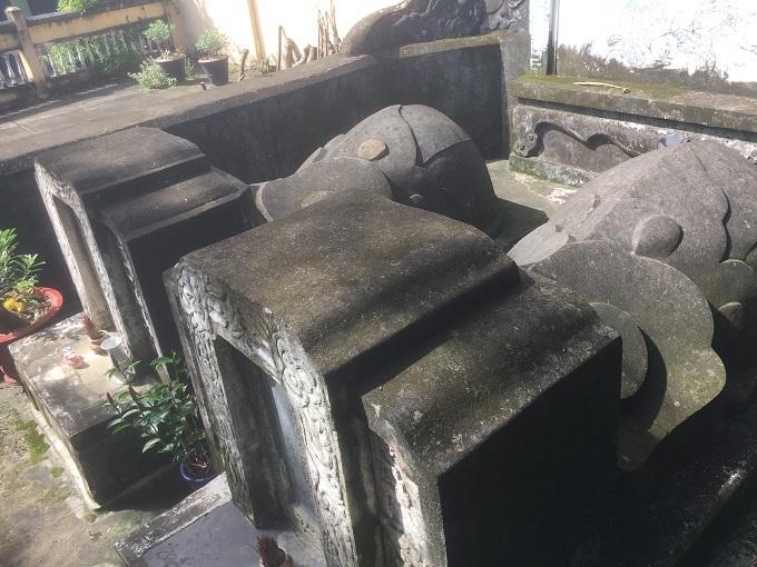 Di tích lịch sử, Chúa Trịnh, Biên Hòa, Đồng Nai, mộ cổ