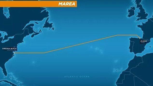 Tuyến cáp biển Mỹ-Âu nhanh gấp 16 triệu lần kết nối Internet nhà bạn