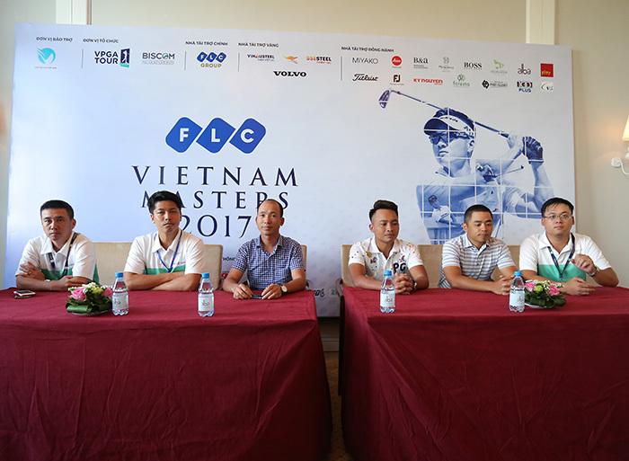 FLC Vietnam Masters, giải golf chuyên nghiệp Việt Nam,golf Việt Nam, golf