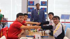 Thắng đội Trung Quốc, Quang Liêm - Trường Sơn giành HCV AIMAG