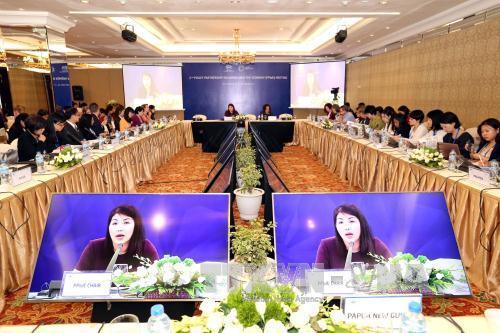 Khai mạc hội nghị đối tác chính sách phụ nữ và kinh tế APEC lần 2