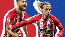 "Costa ""tiễn"" Griezmann sang MU, Cavani gây hấn Neymar"