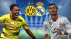 Trực tiếp Dortmund vs Real Madrid: Ronaldo và Kroos đá chính