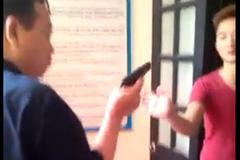 Giám đốc rút súng dọa bệnh nhân lên tiếng