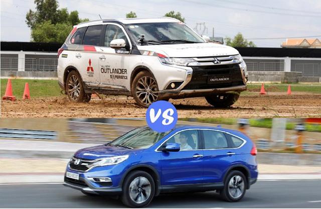 Nissan X-Trail, Mazda CX5 và Honda CRV: Cuộc chiến giảm giá 'nóng bỏng'
