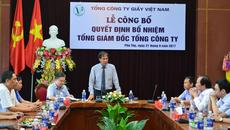 Bất ngờ thay Tổng giám đốc Tổng Công ty Giấy Việt Nam