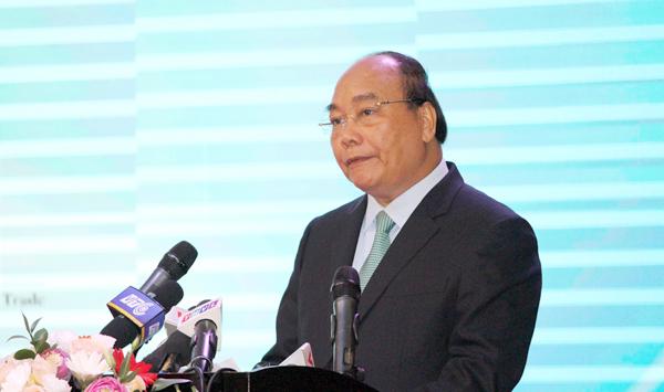 Thủ tướng Nguyễn Xuân Phúc, Nguyễn Xuân Phúc, đồng bằng sông Cửu Long, biến đổi khí hậu, sạt lở bờ biển