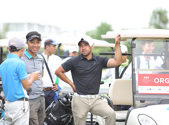FLC Vietnam Masters 2017, golf Việt Nam