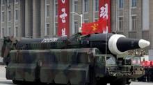 Kế chặn tên lửa Triều Tiên mà không gây đại chiến