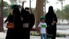 Phụ nữ Ảrập Xêút vui sướng vì được phép lái xe