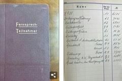 Bí ẩn cuốn sổ đặc biệt của Hitler giá hơn tỷ đồng
