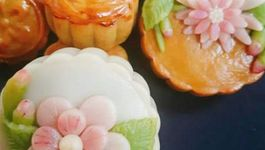 Tự làm 2 món bánh trung thu cực ngon đơn giản tại nhà