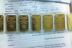 Mất trộm, quan chức lộ vàng khối, tiền tỷ
