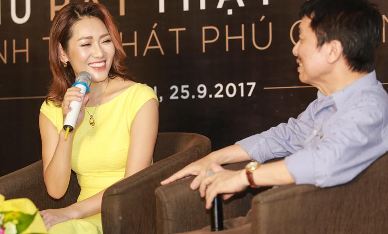 Minh Thu, Phó Đức Phương, Phú Quang