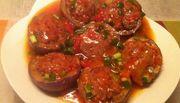 Cà tím nhồi thịt sốt cà chua - món ngon không thể bỏ qua