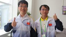 """Quang Liêm – Trường Sơn giúp Việt Nam """"chốt sổ"""" 13 HCV tại AIMAG"""