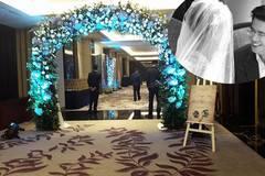 Đám cưới 'người đàn ông thời sự' Quang Minh