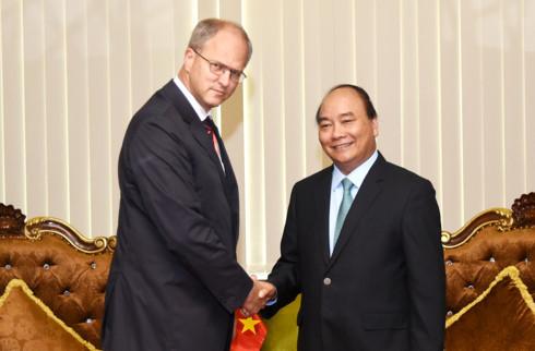Thủ tướng, Nguyễn Xuân Phúc, Đức