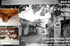 Những con số giật mình về Hãng phim truyện Việt Nam