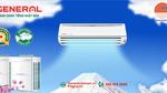 Máy lạnh General giới thiệu nhà phân phối khu vực miền Nam