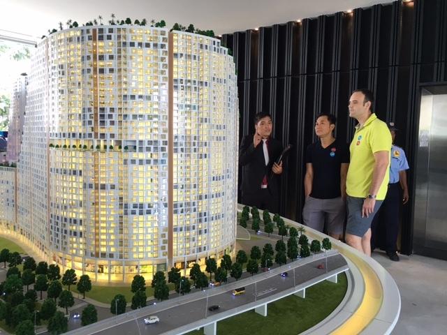 chung cư Sài Gòn, đại gia Sài Gòn, căn hộ chung cư, mua nhà
