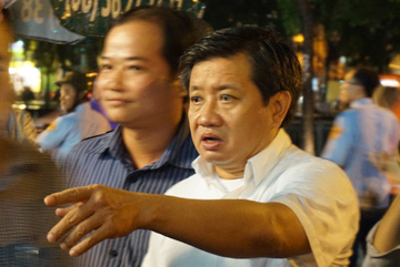 Ông Đoàn Ngọc Hải sẽ hồi đáp tỉnh Cà Mau về phát ngôn 'rừng U Minh'