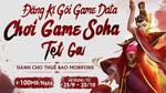 MobiFone miễn phí data 1 tháng cho các Game thủ