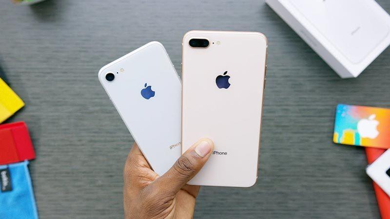 iPhone 8 Plus đang bán chạy hơn iPhone 8