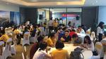 Hàng trăm khách dự khai trương căn hộ mẫu Roman Plaza