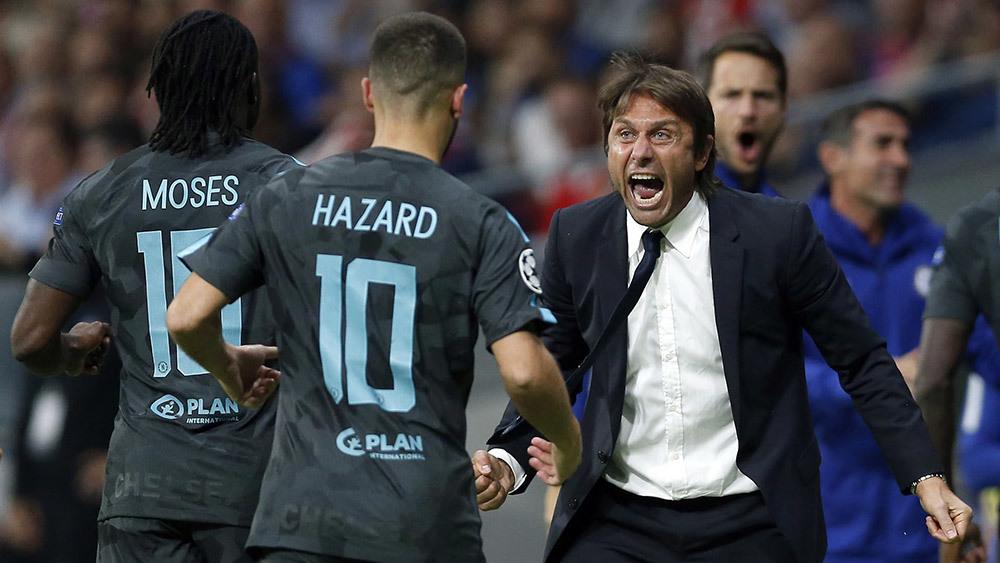 Chelsea: Conte thách thức cả châu Âu