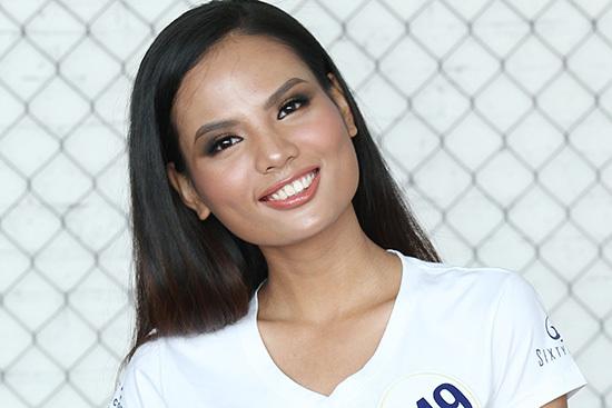 Hoàng Thùy vào bán kết Hoa hậu Hoàn vũ Việt Nam 2017