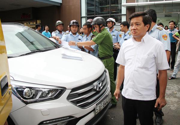 Đoàn Ngọc Hải, xử lý vỉa hè, tỉnh Cà Mau, không biết luật thì về rừng U Minh mà sống, rừng U Minh