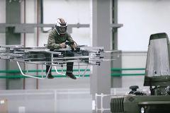Công ty sản xuất súng AK-47 chuyển sang nghiên cứu xe bay